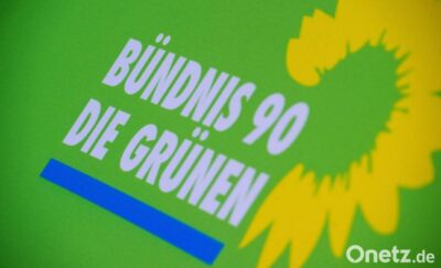 Logo Bündnis 90 / Die Grünen - ONetz